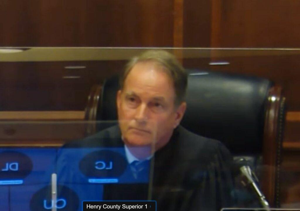 Chief Judge Brian Amero