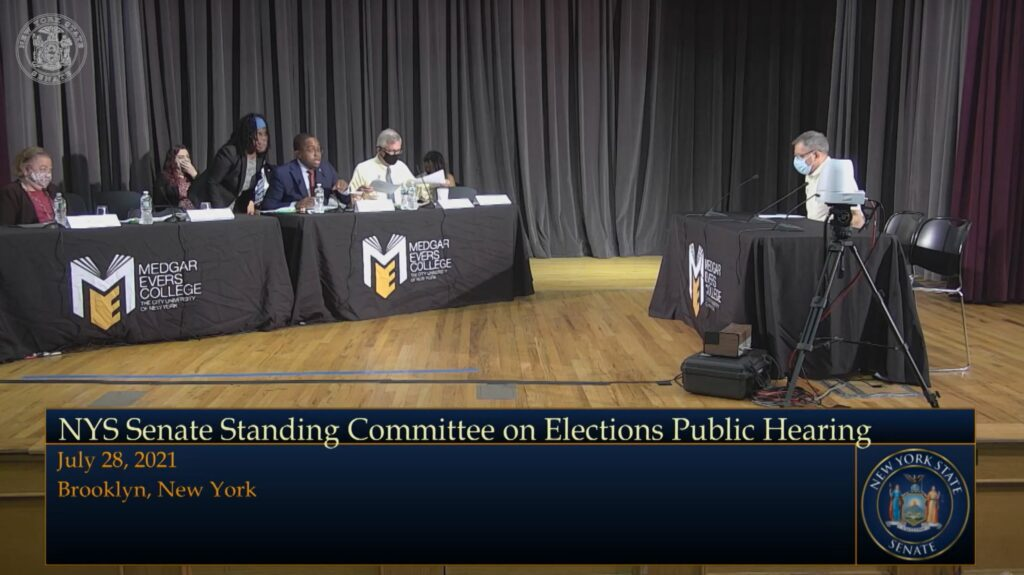 NYC Board of Elections Slammed by Voters at Hearing for Mass Incompetence