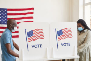 Man Charged with Voter Fraud