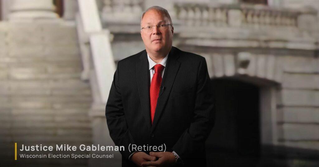 Gableman Video